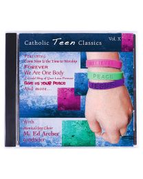 Catholic Teen Classics CD - Volume 12