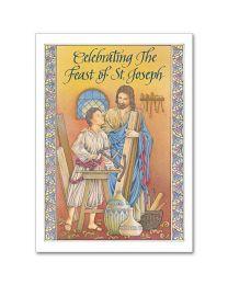 CELEBRATE FEAST ST JOSEPH