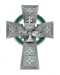 "4.75"" Celtic 1st Communion Cross"