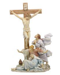 "13"" Crucifixion Statue"