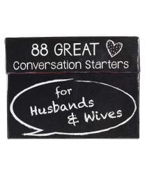 Conversation Starters for Husband & Wife