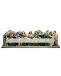 "28""x 8"" The Last Supper Statue"