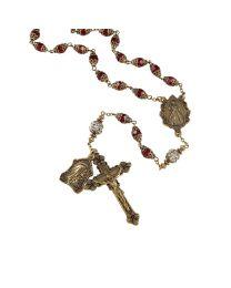 Divine Mercy Vintage Rosary