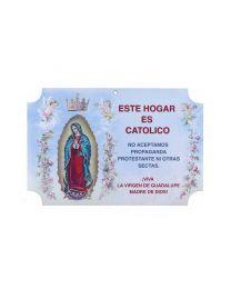 Este Hogar Es Catolico