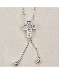 First Communion Cross Necklace