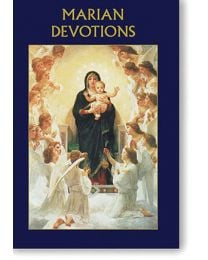 Marian Devotions Prayer Book