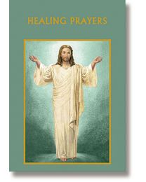 Healing Prayers Prayer Book