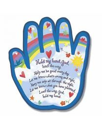 Hold My Hand - Wall Plaque