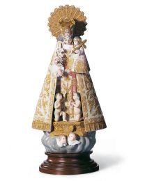 "15.7"" Holy Mary - Porcelain Statue"