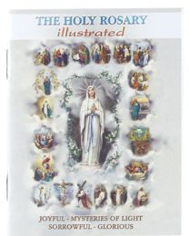 The Most Holy Rosary Book