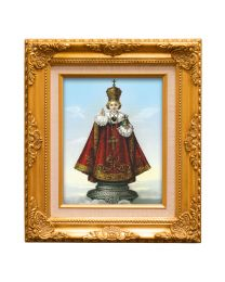 Infant of Prague Frame