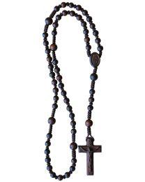 Jujube Wood 5 Decade Rosary