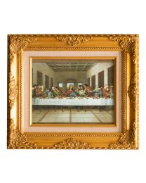 Last Supper Frame