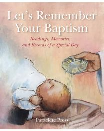 Let's Remember Your Baptism Book