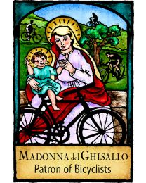 Madonna Ghisallo Magnet