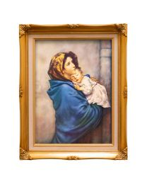 Madonna of the Streets Frame