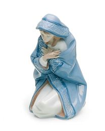 "7"" Mary - Porcelain Statue"