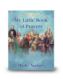 My Little book of Male Saint Prayers