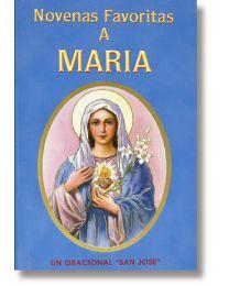 Novenas Favoritas a Maria