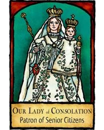 Our Lady of Consolation Magnet