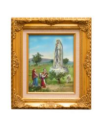 Our Lady of Fatima Frame