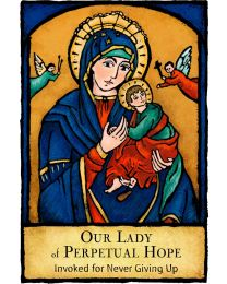 Our Lady of Perpetual Help Magnet