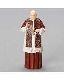 """4"""" Pope St. John XXIII Statue"""