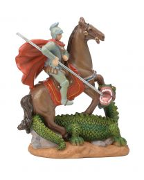Patrons & Protectors - St. George Statue