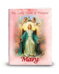 My Little Prayer Book of Mary