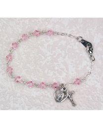 Pink Tincut Youth Bracelet
