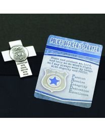 Police Officer Visor Clip