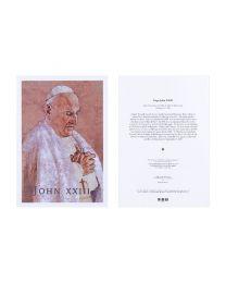 Pope John XXIII Card - Artist John Nava