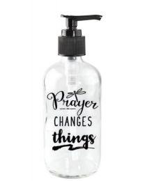 Prayer Changes things - Soap Dispenser