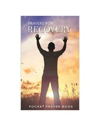 Prayers for Recovery - Pocket Prayer Book