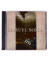 Samuel Soria, Cathedral Organist CD