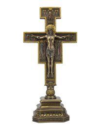 "14.17"" San Damiano Crucifix"