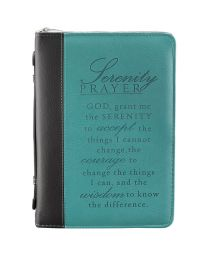 Serenity Prayer - Bible Cover