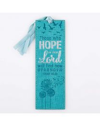 Soar Collection, Hope in the Lord – Isaiah 40:31 Bookmark