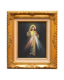 Divine Mercy Spanish Frame