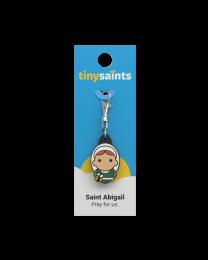St. Abigail Charm