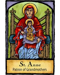 St Anne Magnet