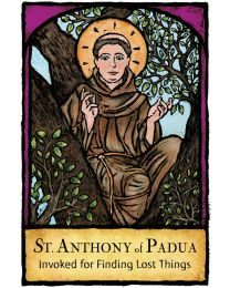 St Anthony of Padua Magnet