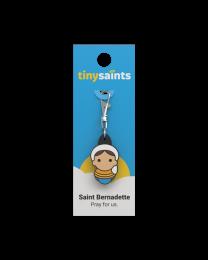 St. Bernadette Charm