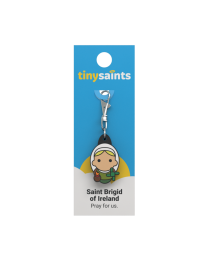 St. Brigid of Ireland Charm