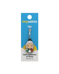 St. Catherine of Sienna Charm