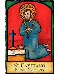 St Cayetano Magnet