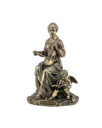 St. Cecilia - Bronze Style