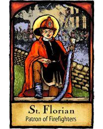 St Florian Magnet