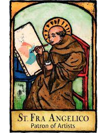 St Fra Angelico Magnet