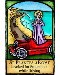 St Frances of Rome Magnet